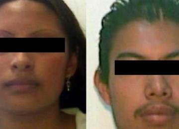 Presuntos asesinos de Fátima
