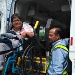 Por coronavirus suspenden transporte a personas con discapacidad