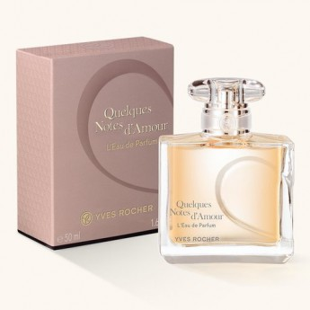 QUELQUES NOTES D'AMOUR EDP 50мл