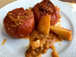 Stuffed Tomatoes (Gemista)