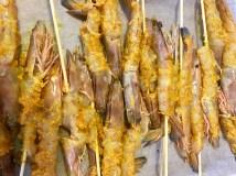 Turmeric Galangal King Prawns - Balinese 'Market Tour to Plate', Spice Bazaar