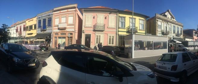 Matasinhos Seafood District