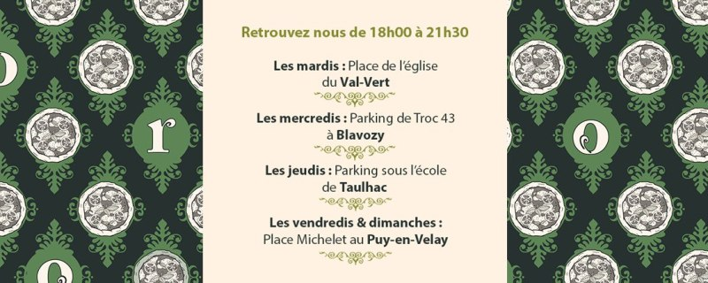 Rococo Pizza Le Puy-en-Velay