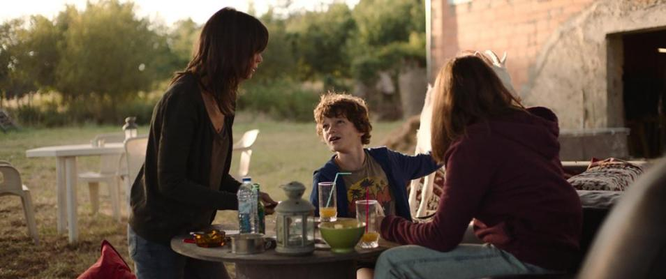 Image extraite du film La Nuée