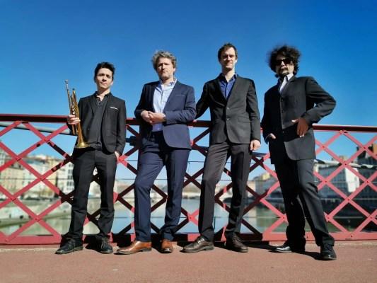 Links Quartet pour les 10 ans de Jazz en Velay