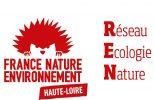 Logo france nature environnement haute loire