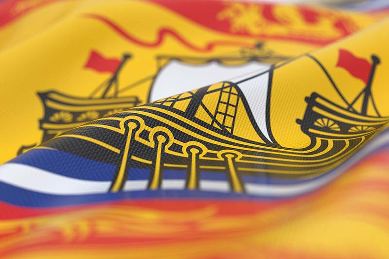 New Brunswick becomes an officially bilingual province