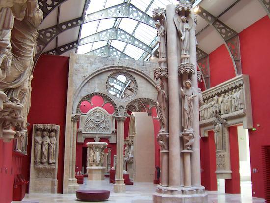 Cite De LArchitecture Et Du Patrimoine Museum At Trocadero
