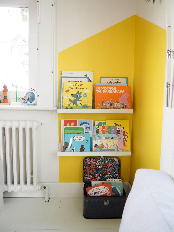 Diy Peindre Une Maison Dans Un Coin De Mur