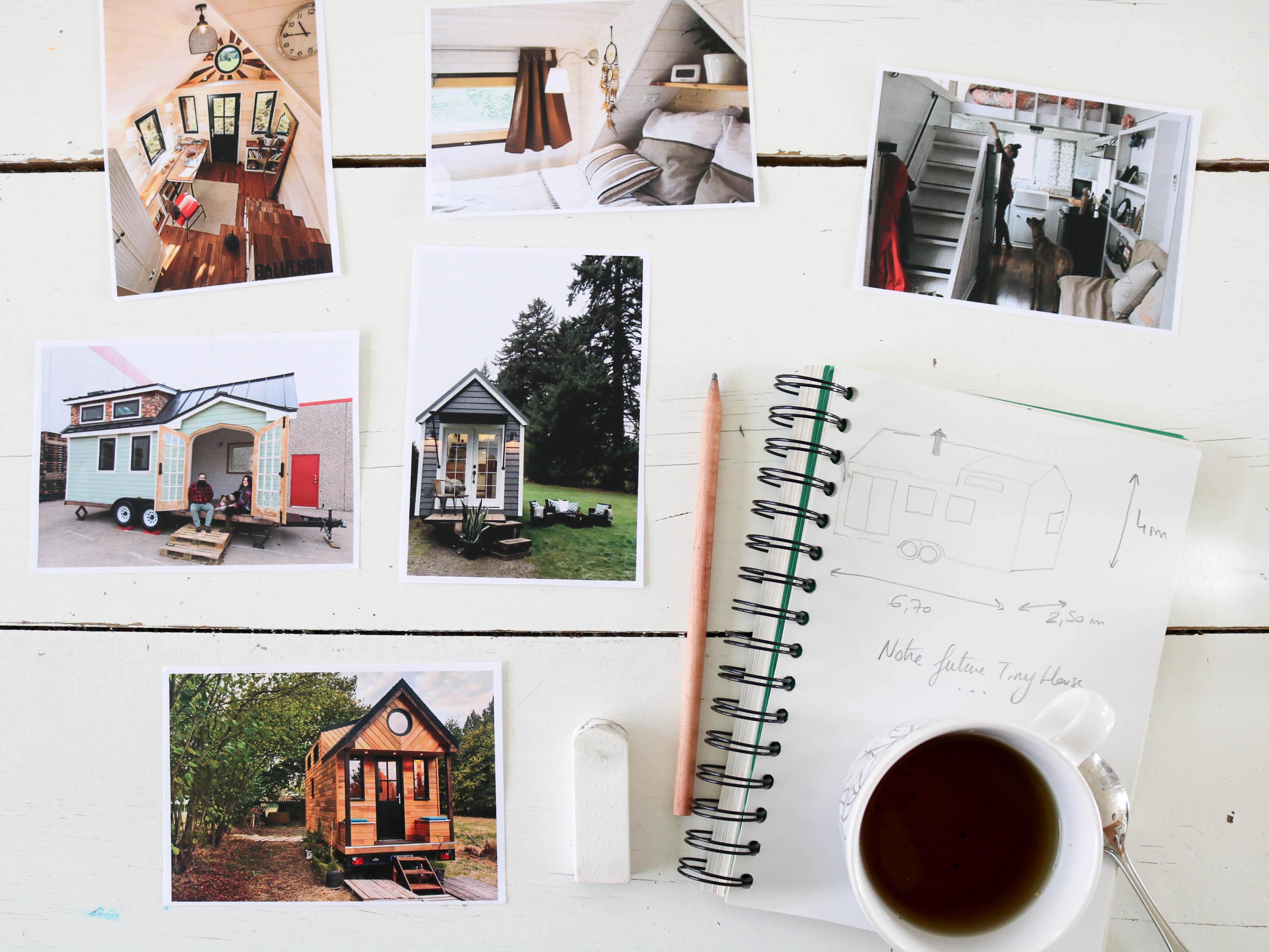 Tiny house projet