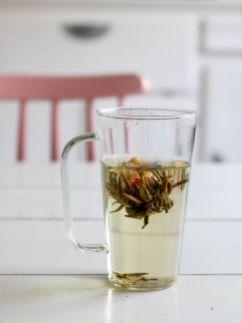Fleurs de thé nature & découvertes