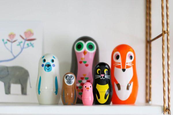 poupées russes les petits raffineurs