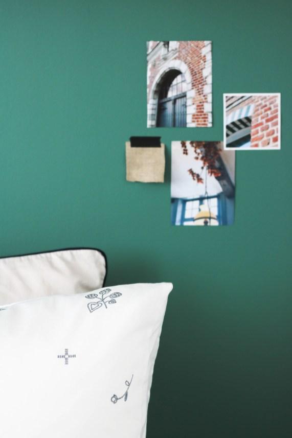 Parure de lit fabriqué en France dans le Nord Cassel