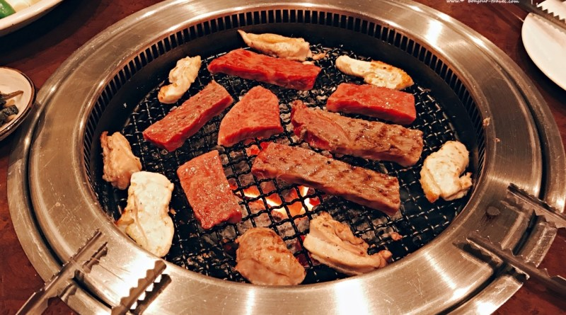 (山陰-鳥取) 令人一吃難忘的美味鳥取和牛~炭火燒肉jujuan (炭火焼ジュジュ。アン)