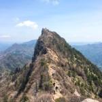 【愛媛】初心者が西日本一高い石鎚山(いしづちさん)を登る方法とレポ。