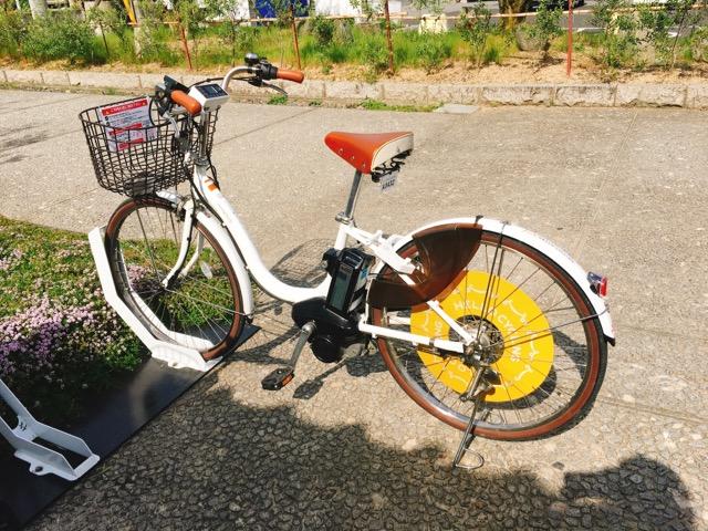 """【小豆島】バスは人が多い〜観光にはレンタル自転車の""""Hello Cycling""""がおすすめ!"""