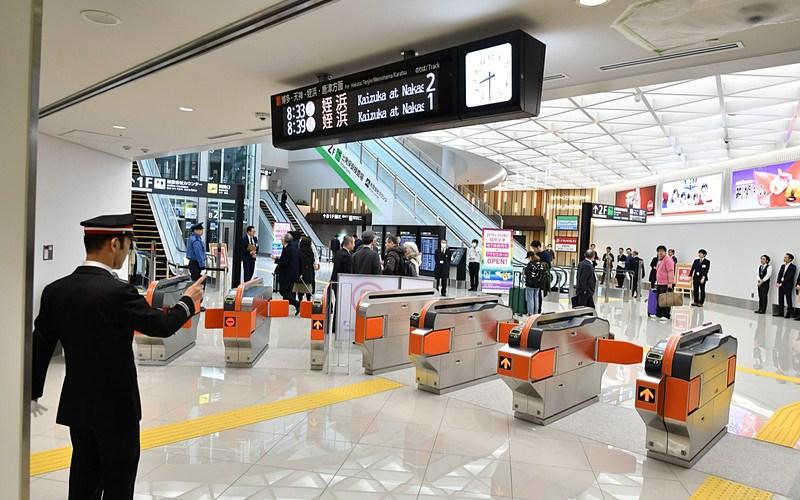 【福岡】地下鉄がとうとう福岡空港国内線に直結!これは便利!