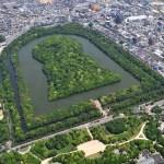 【世界遺産】大阪が誇る百舌鳥(もず)古墳群〜仁徳天皇さんの古墳でお散歩しよう🎵