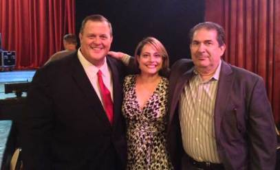 Billy Gardell, Joe and Margaret Sanfelippo