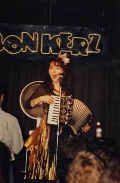 Judy Tenuta at Bonkerz
