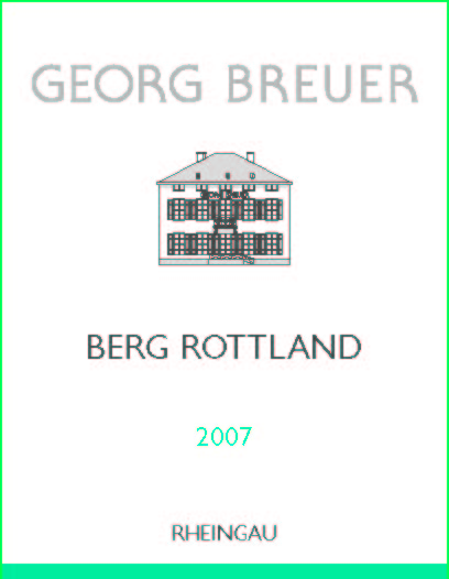 Georg Breuer Berg Rottland 2007