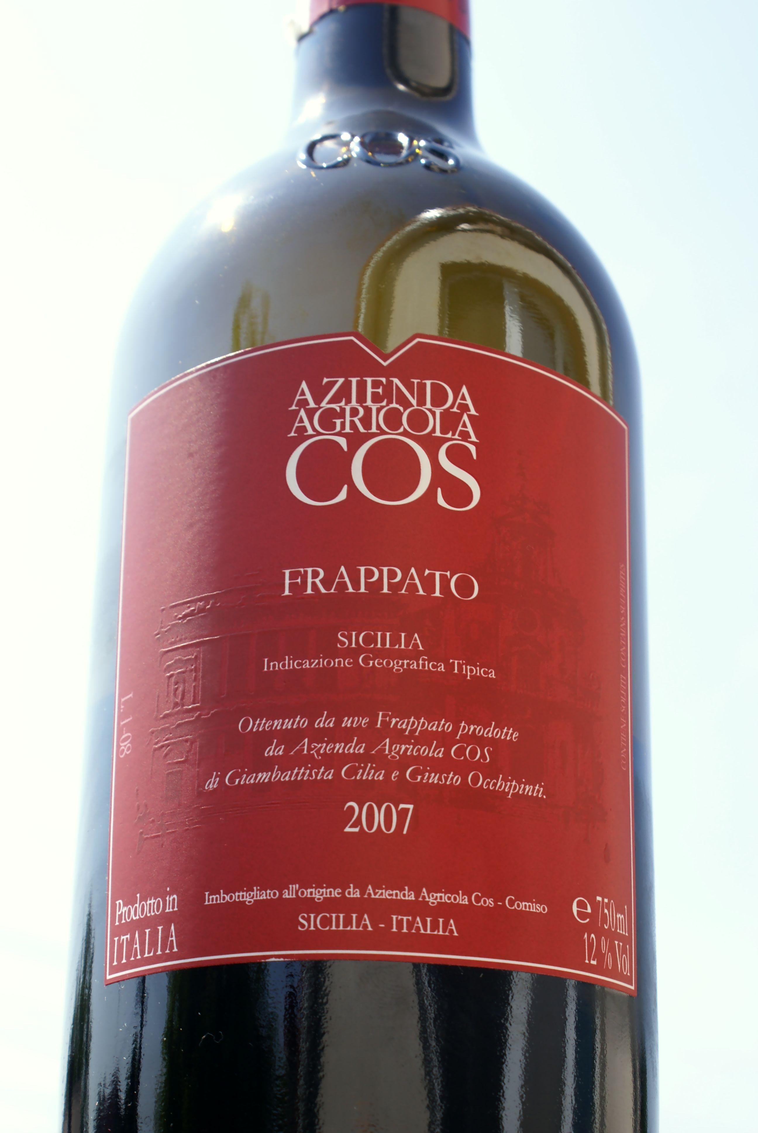 COS Frappato 2007