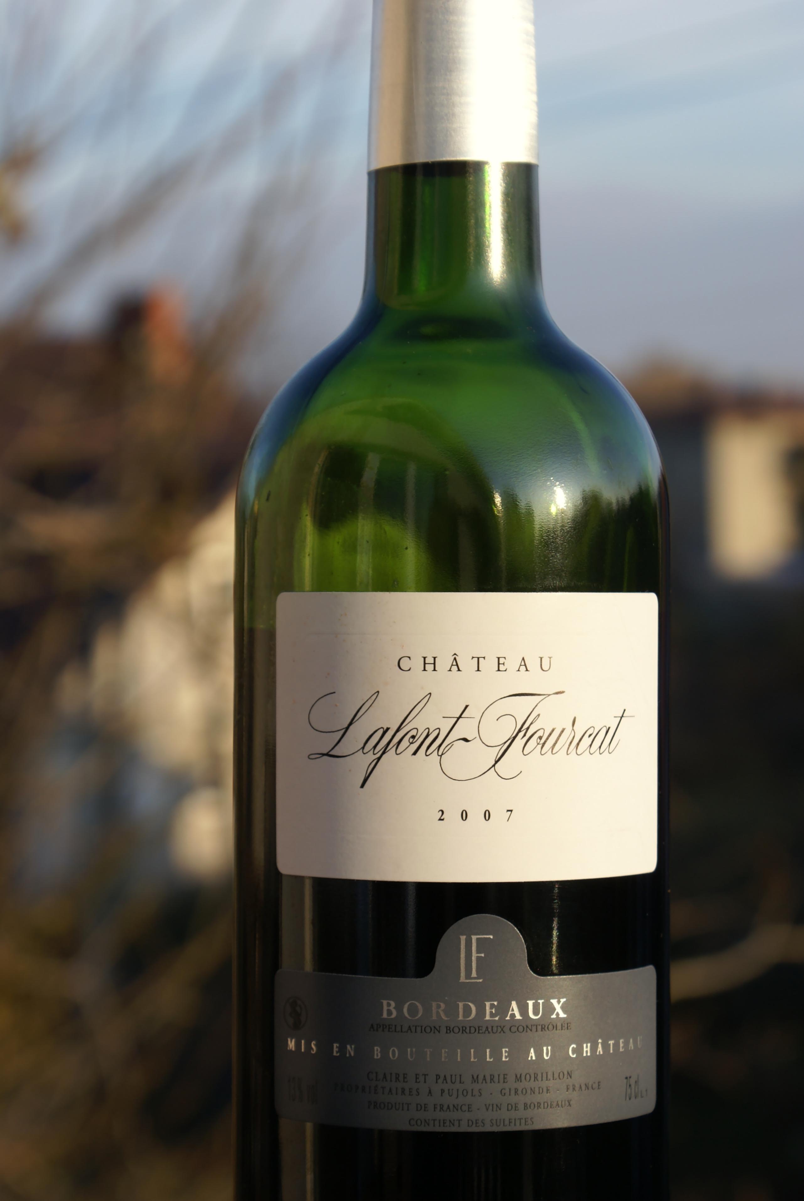 Ch Lafont-Fourcat 2007 (1)