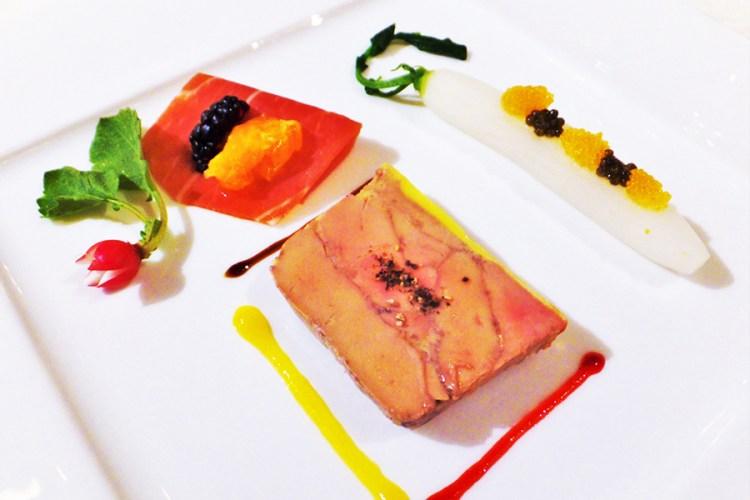 フォアグラ料理のイメージ写真