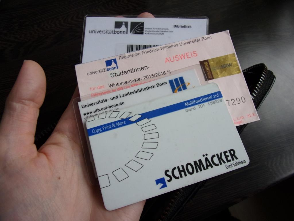 Urabstimmung: UniCard