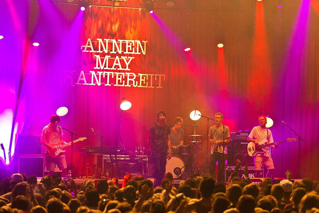Von Straßenmusikern zu Deutschlands Stars