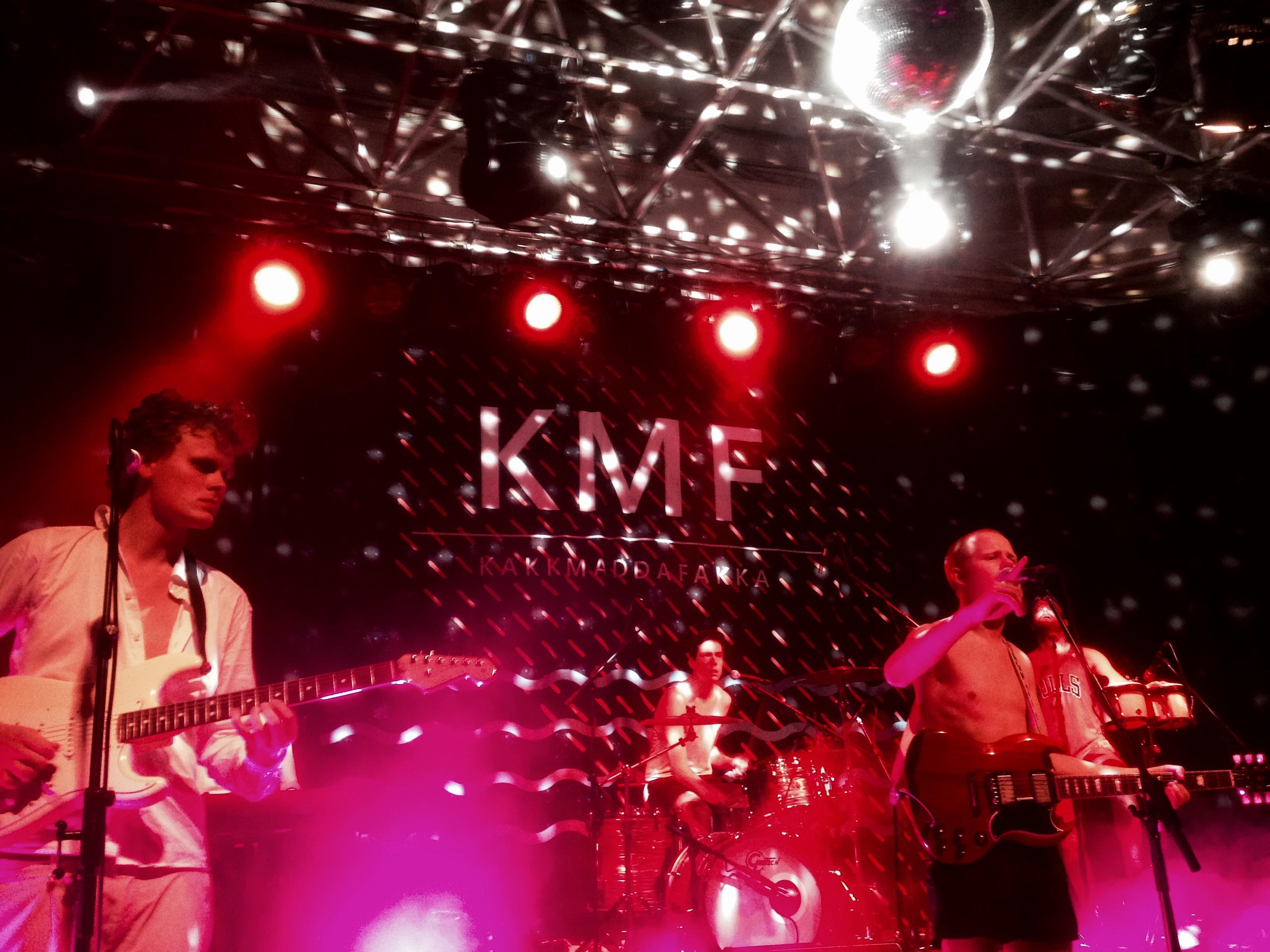 """Spread the Kakk"" – Kakkmaddafakka live in Düsseldorf"