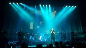 Bosse und Band machen Palladium zur Engtanz-Party
