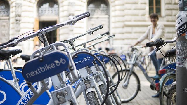Eine Alternative zum Fahrradkauf? Das Verleihsystem Nextbike im Selbstversuch