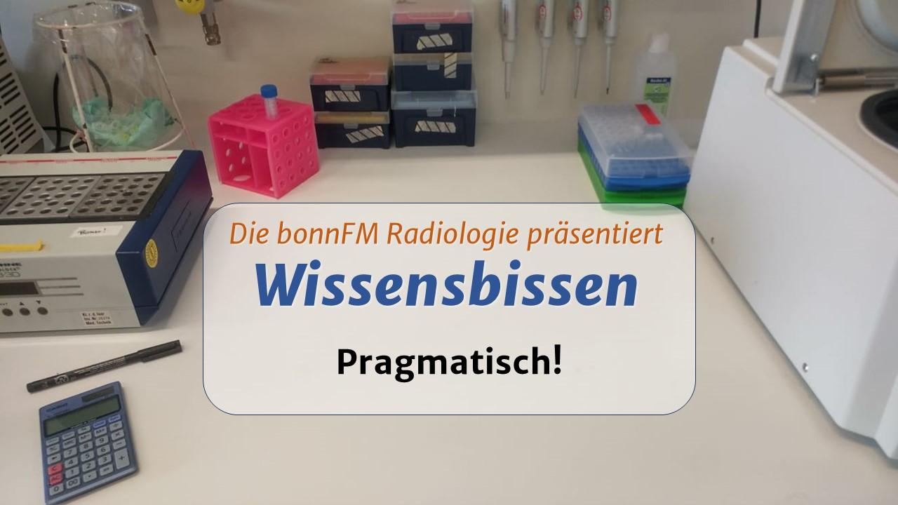 Wissensbissen Folge 15: Pragmatisch!