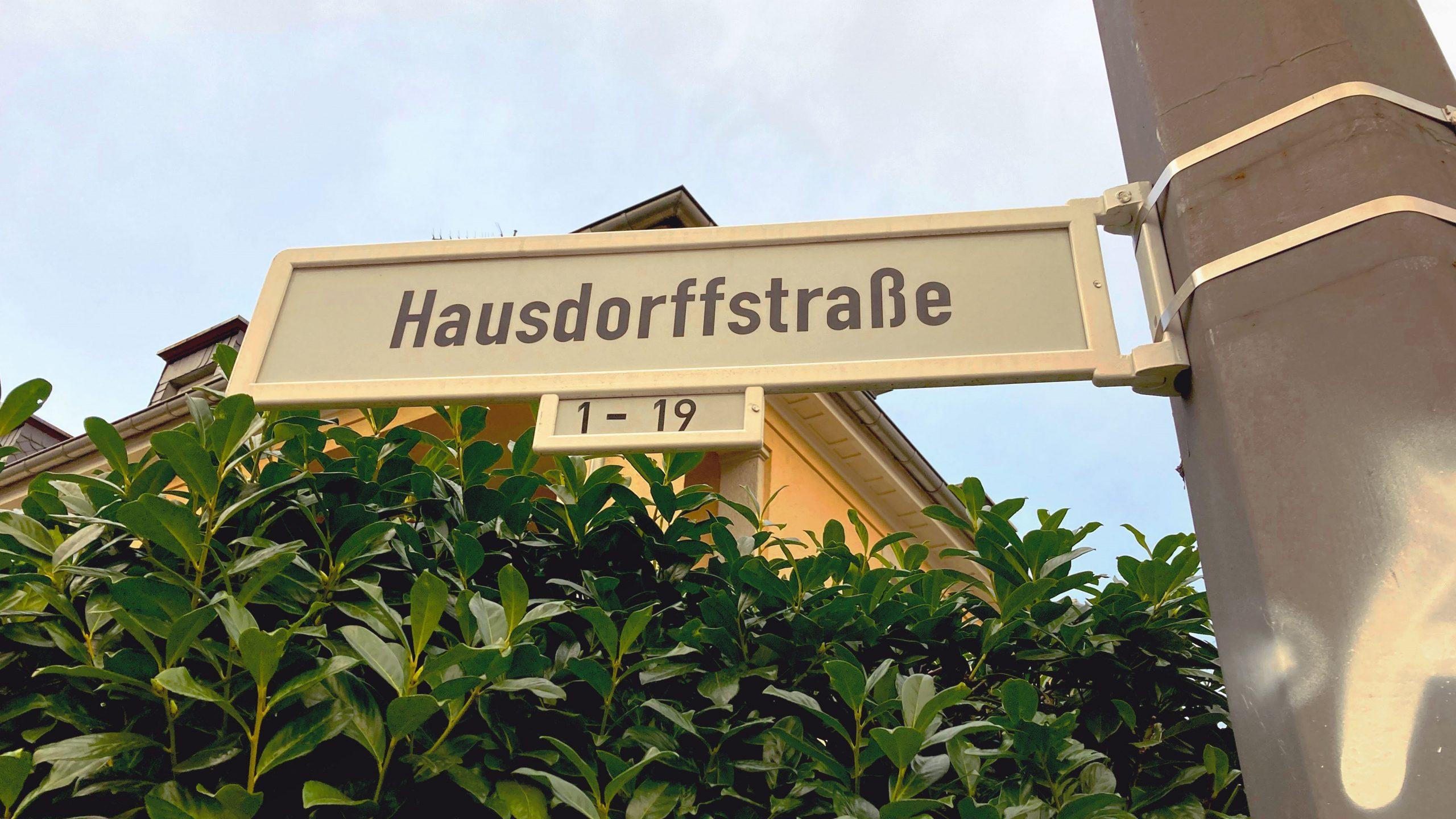 Felix Hausdorff – vielseitiges Genie und Opfer des NS