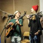 luftxliebe in der bonnFM-Livesession