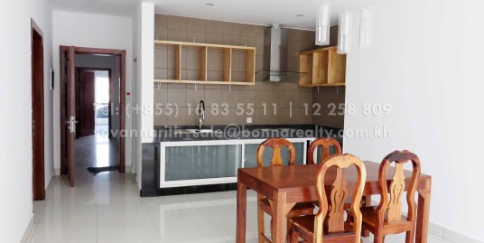 Apartment for rent in Sangkat Tuol Tumpung 1