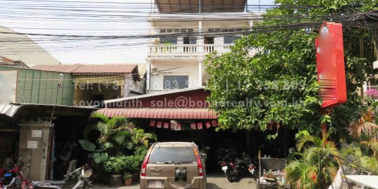 House for sale near Phsar Depo