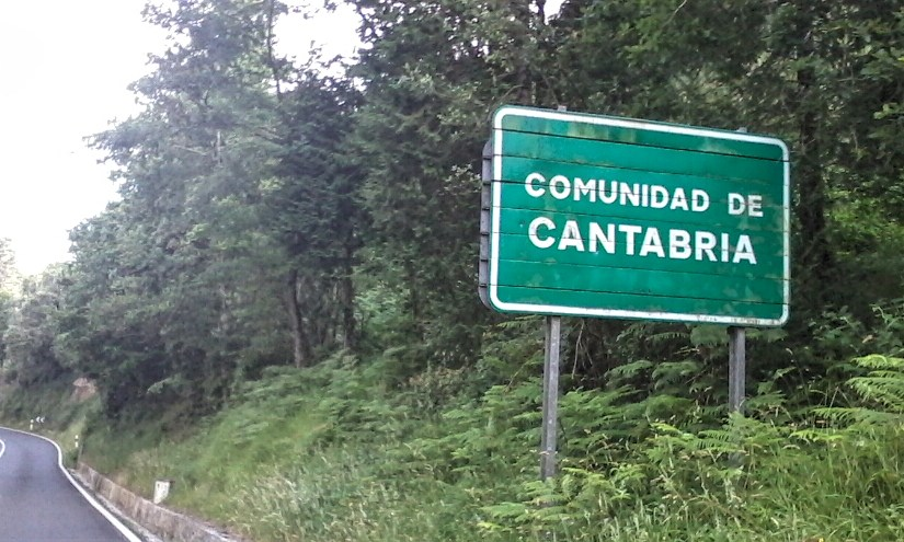 Adieu Pays Basque, bonjour Cantabrie!