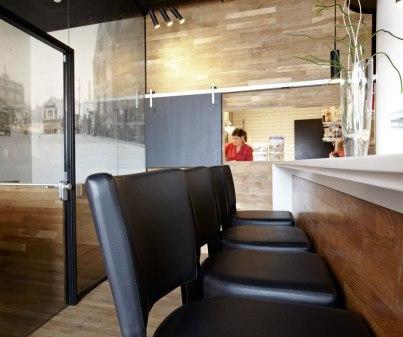Interior Design, Café Stiften, 2011