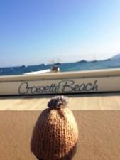 Croisette Beach-GlobeT-Bonnet voyageur-travelling Winter Hat
