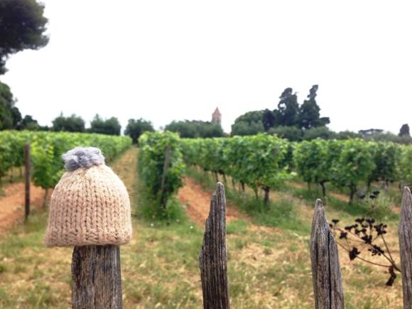 Globe-T-bonnet-voyageur-travelling-winter-hat-saint-honorat-vignes-B