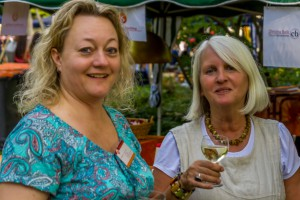 Sommerfest Michaela und Ulla