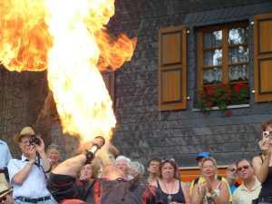 Altenahr Burgfest
