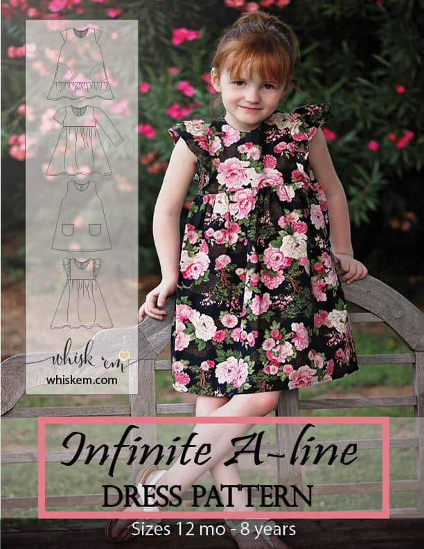 Infinite A-line Dress cover