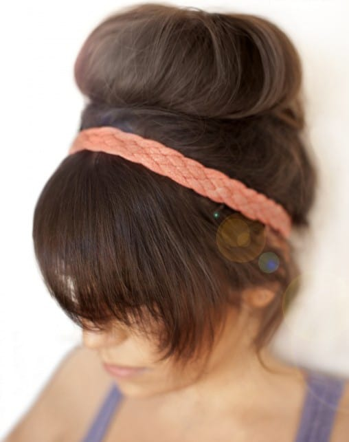 Braided-Headband