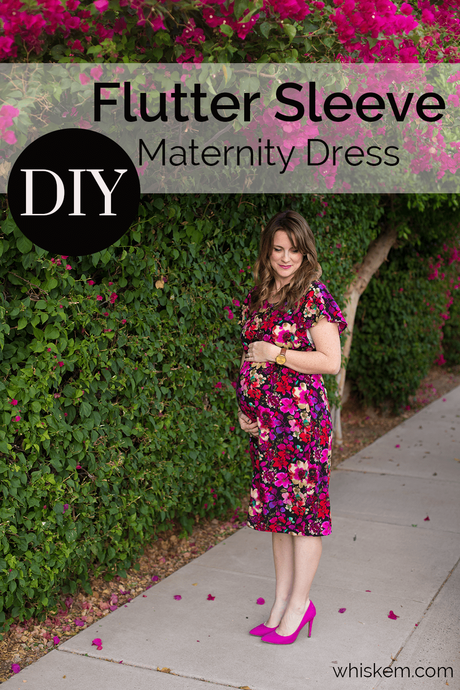 floral-maternity-dress-pin