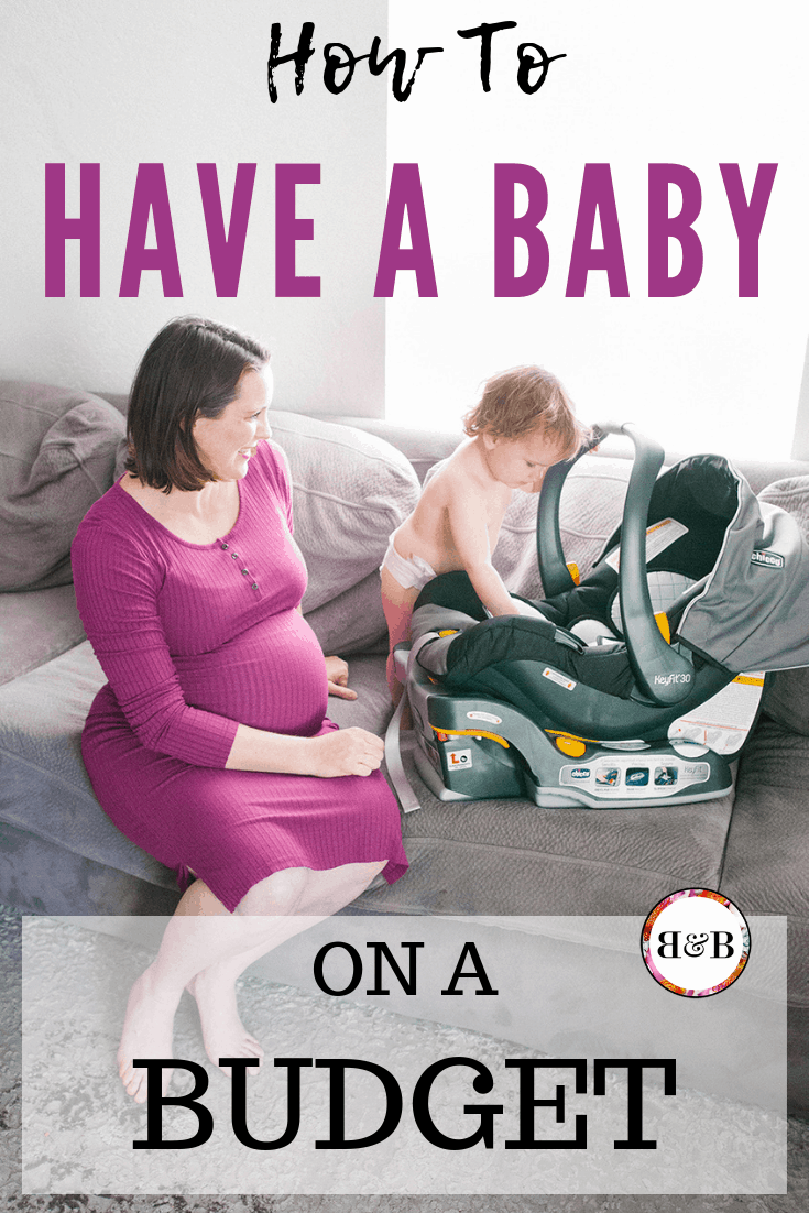 budget for a baby