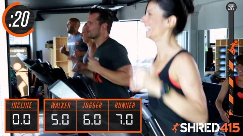 5-minute Treadmill Workout: Flat Road