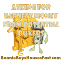 Asking for Earnest Money from Potential Buyers in Colorado Springs